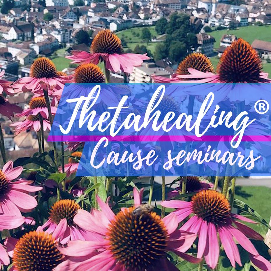 Thetahealing® cause seminars