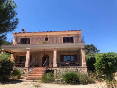 Finca on the island of Mallorca by thetaflow